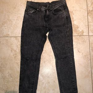 Black Carmar Jeans from LF